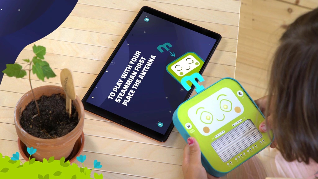 eolim steammians kit helps teach young kids about electronics through interactive stories hyperedge embed