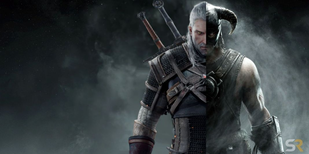 how to install play the witcher mod in skyrim special edition hyperedge embed