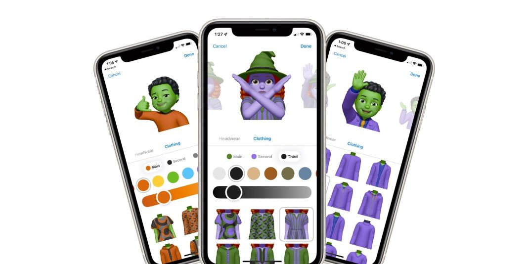 how to put clothes on your iphone memoji 1 hyperedge embed