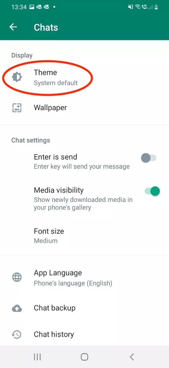 how to use whatsapp dark mode on android ios and desktop 3 hyperedge embed