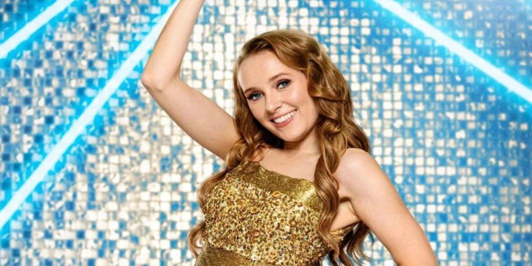strictly come dancing fans praise first deaf contestant rose ayling ellis 1 hyperedge embed