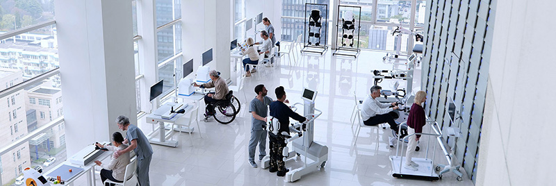Chinese rehab robots to expand physical therapy offerings