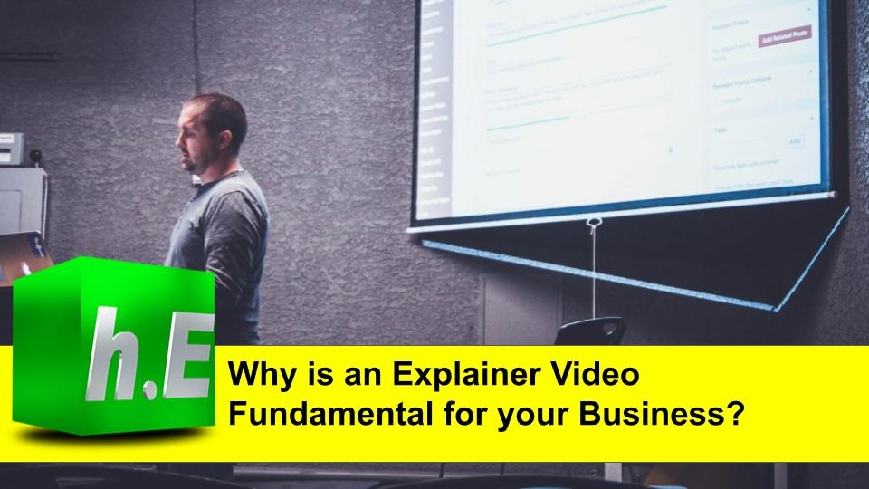 Why is an Explainer Video Fundamental for your Business?