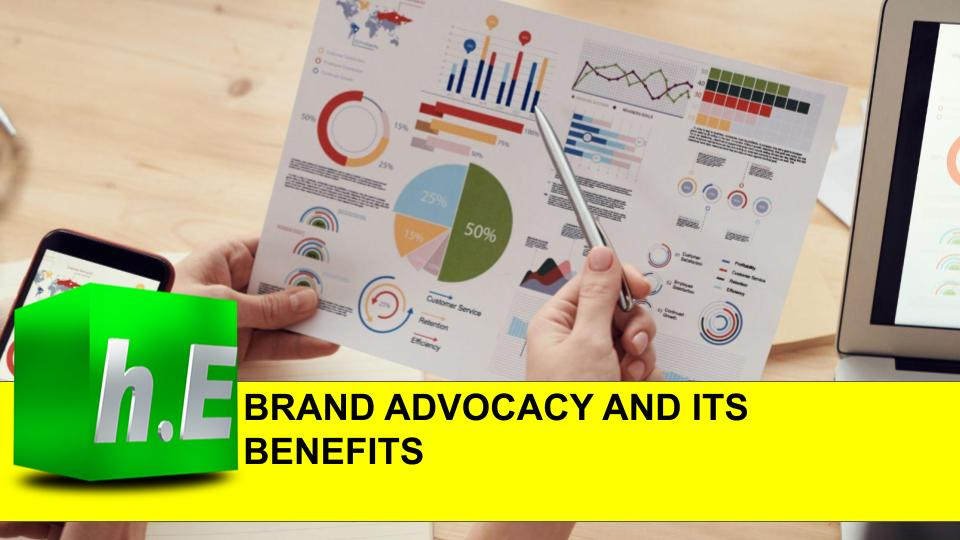 BRAND ADVOCACY AND ITS BENEFITS