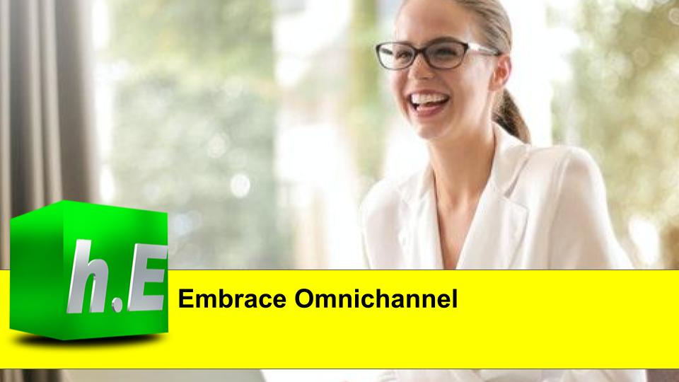 Embrace Omnichannel