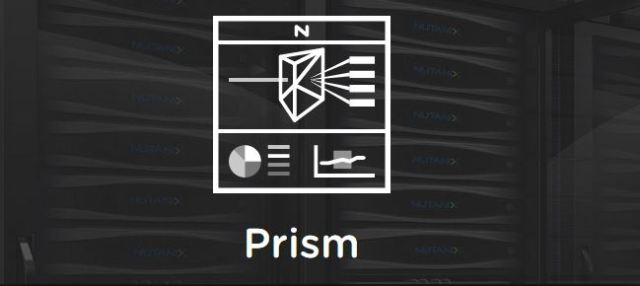 Nutanix Adopted Prism Architecture