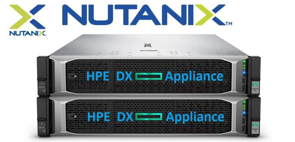 HPE DX Server Appliance