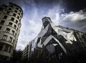 Basque Health Department Headquarters / Coll-Barreu Arquitectos /Bilbao