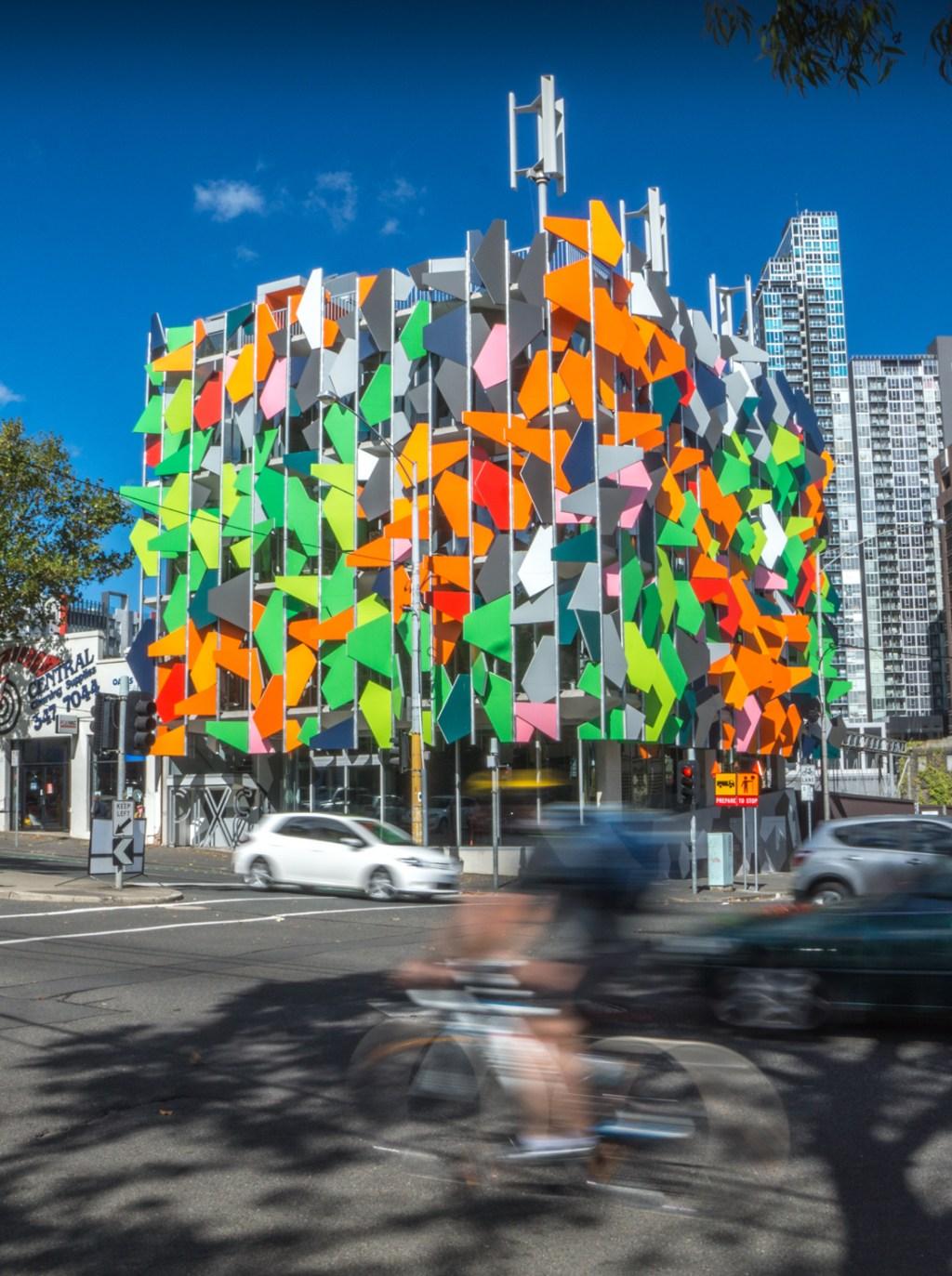 Pixel Building / Studio 505 / Melbourne