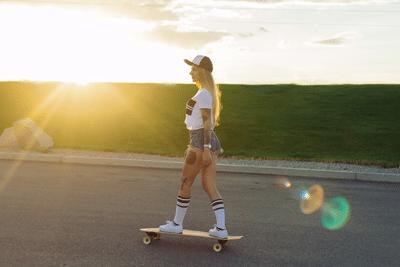 Best Wood For Longboard Skateboard