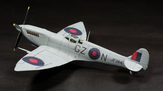 Eduard 1 72 Spitfire Hf Mk Viii Weekend Edition By Yves