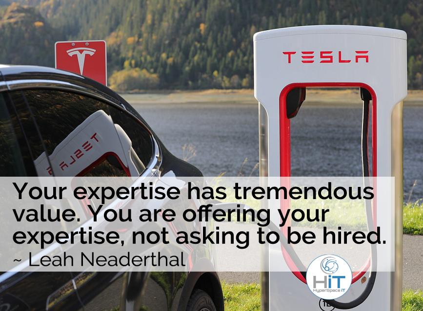 Social Media Marketing Tesla