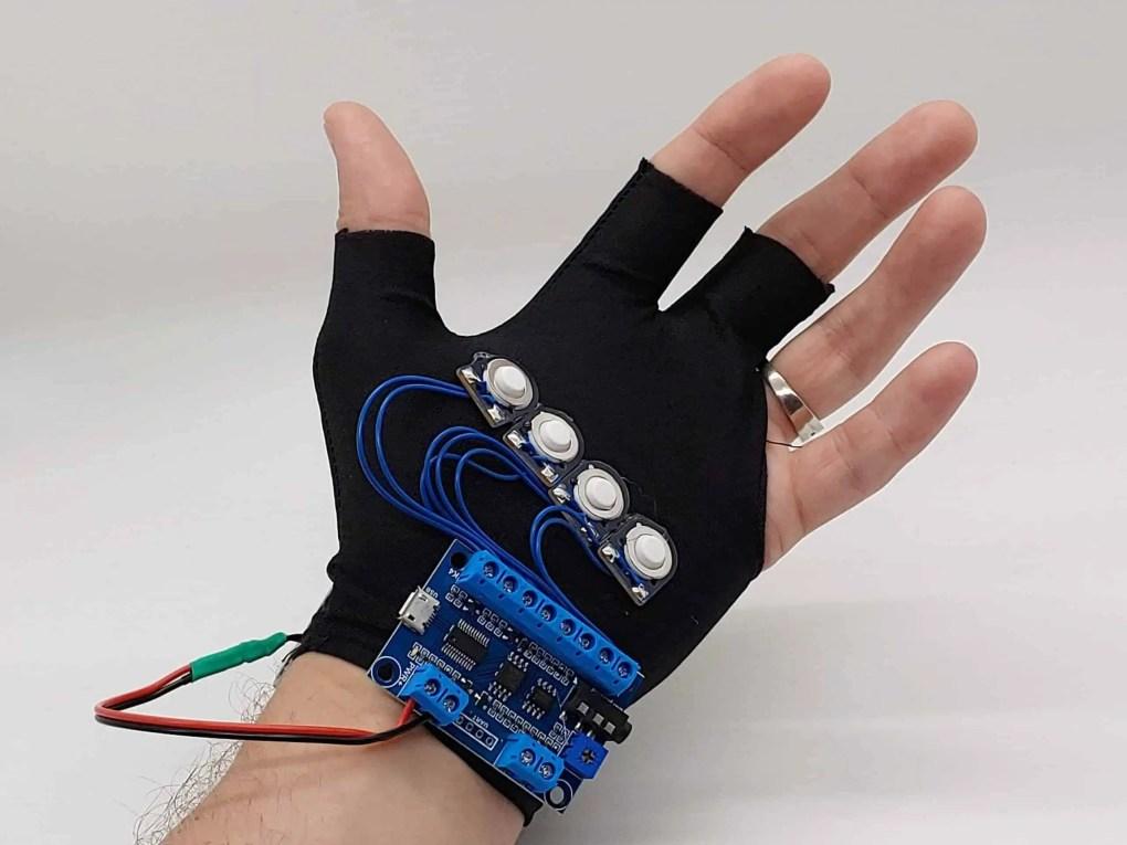 Sound Gloves