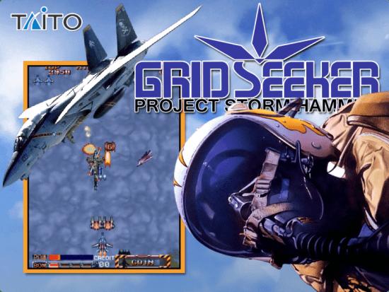 Grid Seeker: Project Storm Hammer