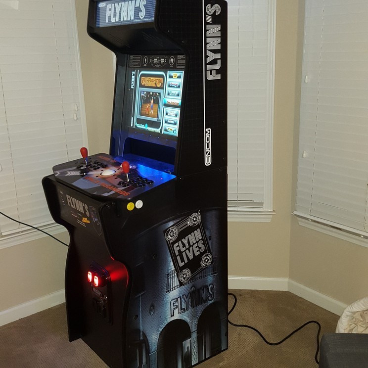 Flynns Arcade Cabinet build my first  Cabinets and