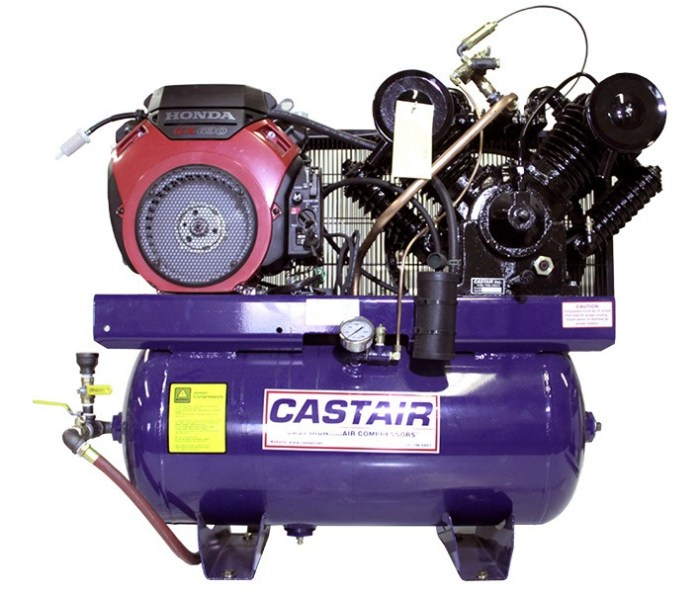 Castair compressor medium view
