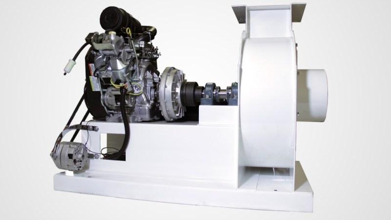 The HAVAC Vacuum system