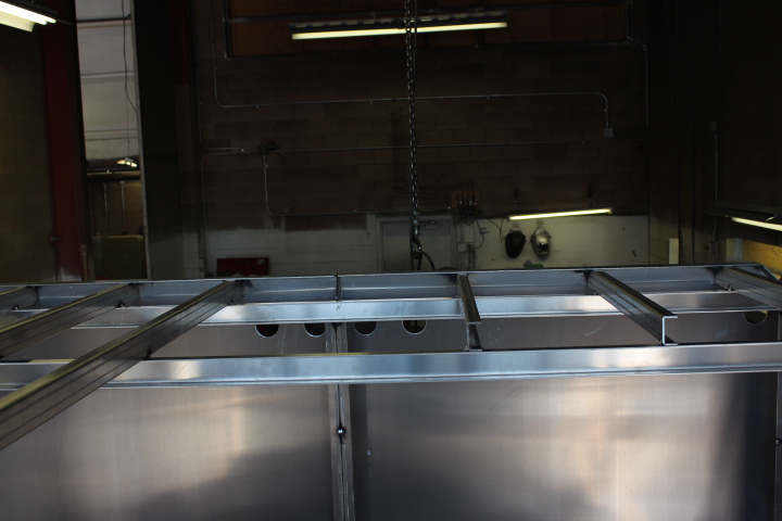 Image of First H1 Duct Truck