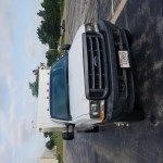 used duct truck front grill