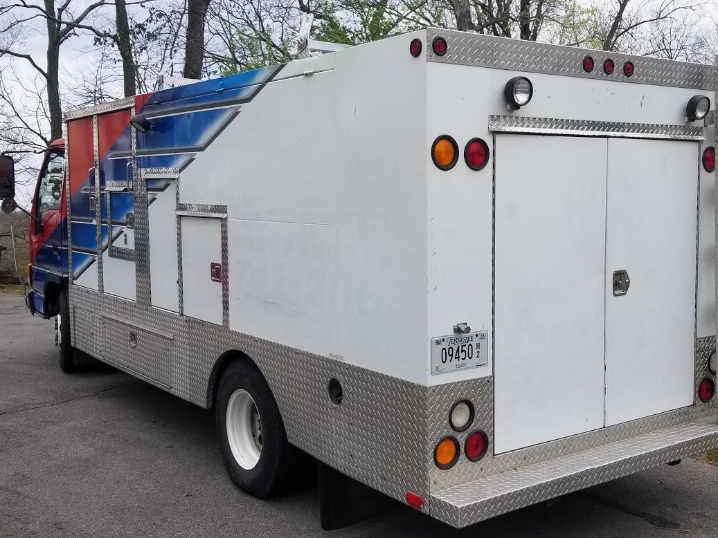 breathe clean air duct truck