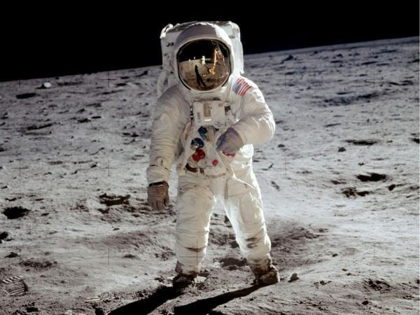 Homem na Lua...