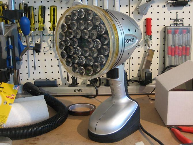armas da ficção científica futuro