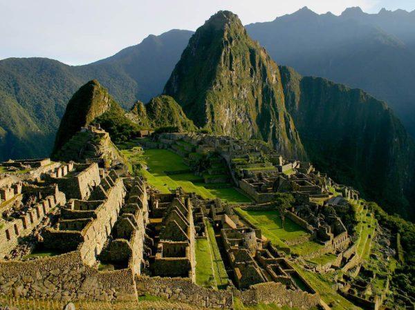 Machu Picchu, cidade inca