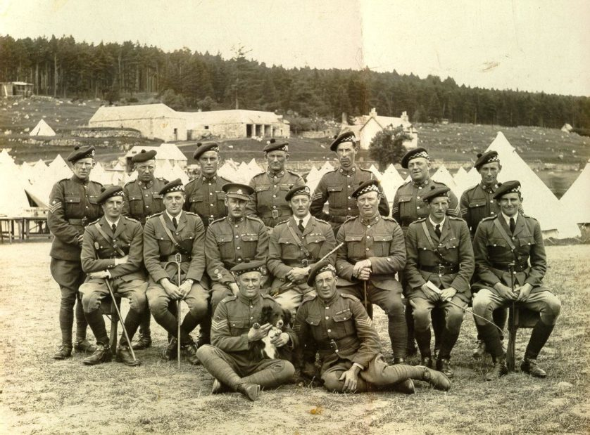 grupos militares 7