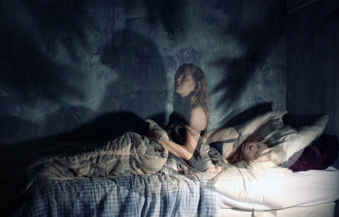 parasilia allucinazione sonno