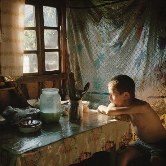 Fotografia: Rena Effendi / National Geographic
