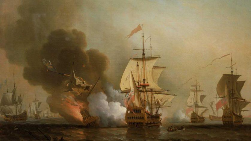 San José em 1708