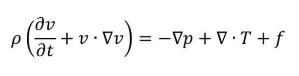Equação de Navier-Stokes