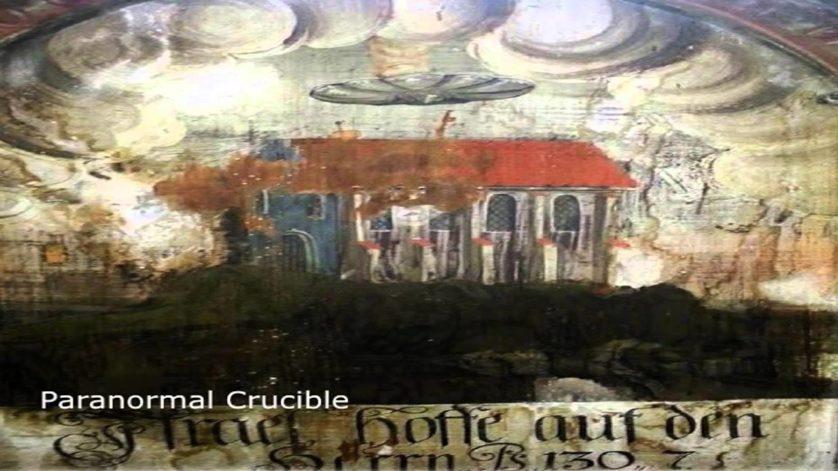 dipinti UFO 3
