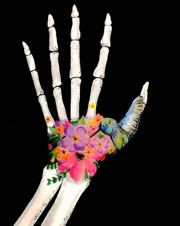 ilusao de otica pinturas corporais (2)