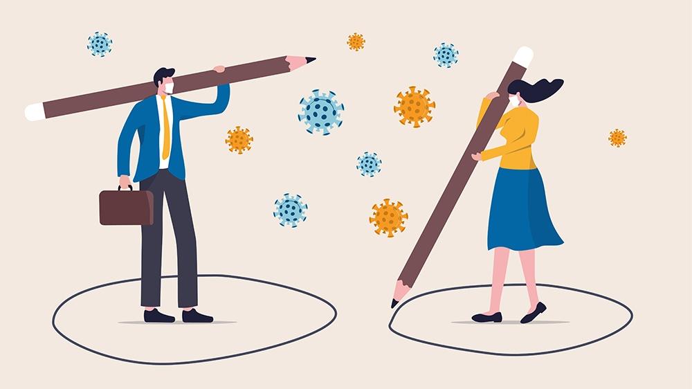 """OMS: Parem de usar o termo """"distanciamento social?"""