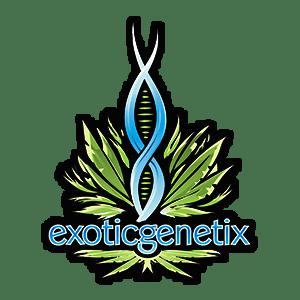 exotic genetix logo