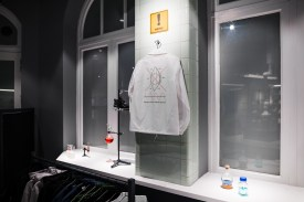 Solebox Amsterdam Store by Knuckler Kane