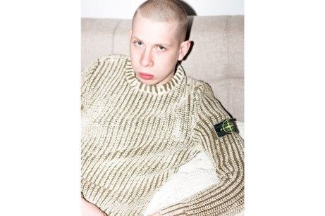intelligence magazin stone island