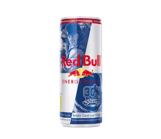 red bull street fighter dosen
