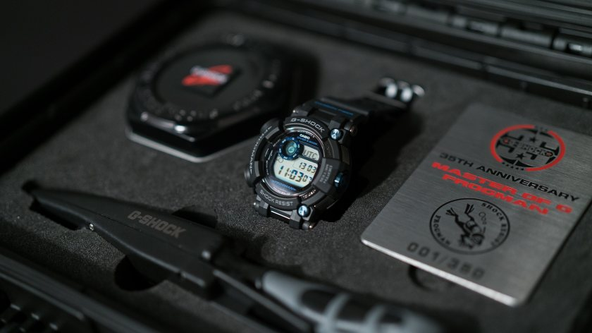 Frogman Limited Edition
