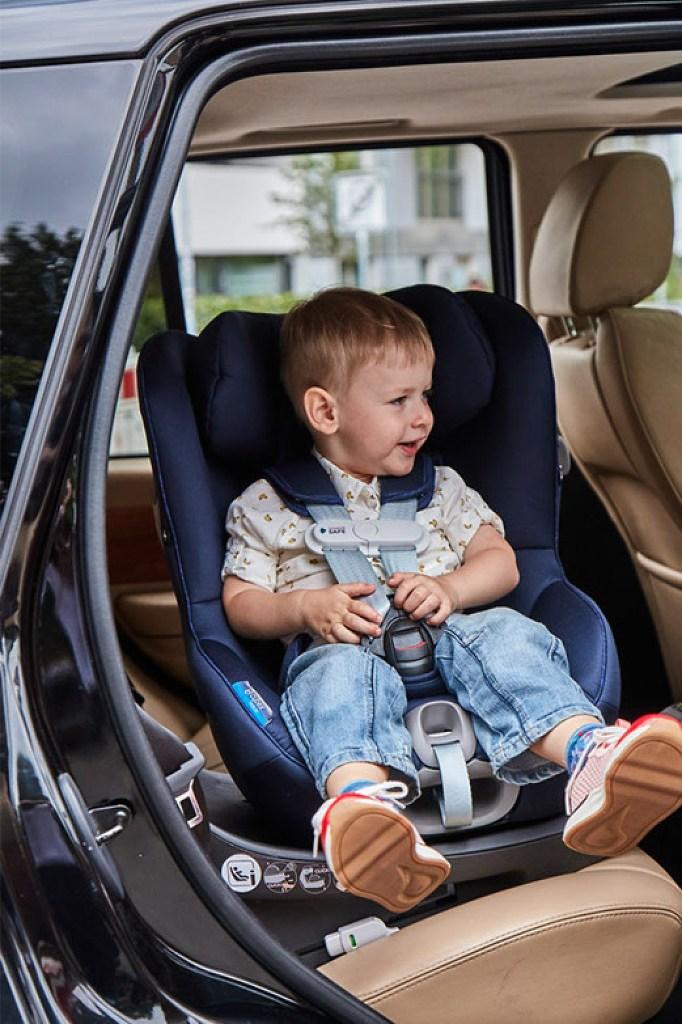 Cybex SensorSafe Kindersitz