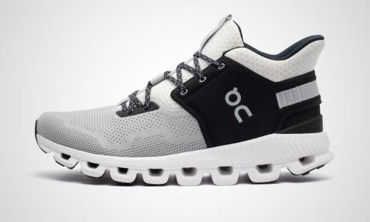 Cloud Hi Edge (glacier / black) Sneaker