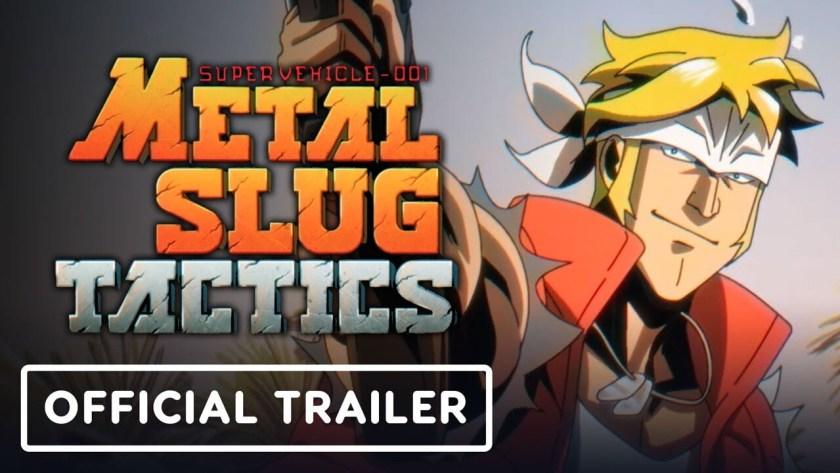 Metal Slug Tactics NeoGeo
