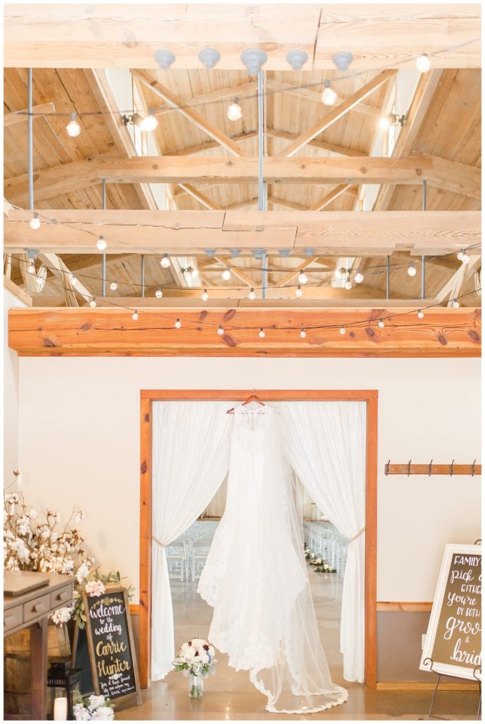blush and grey wedding at the laboratory mill