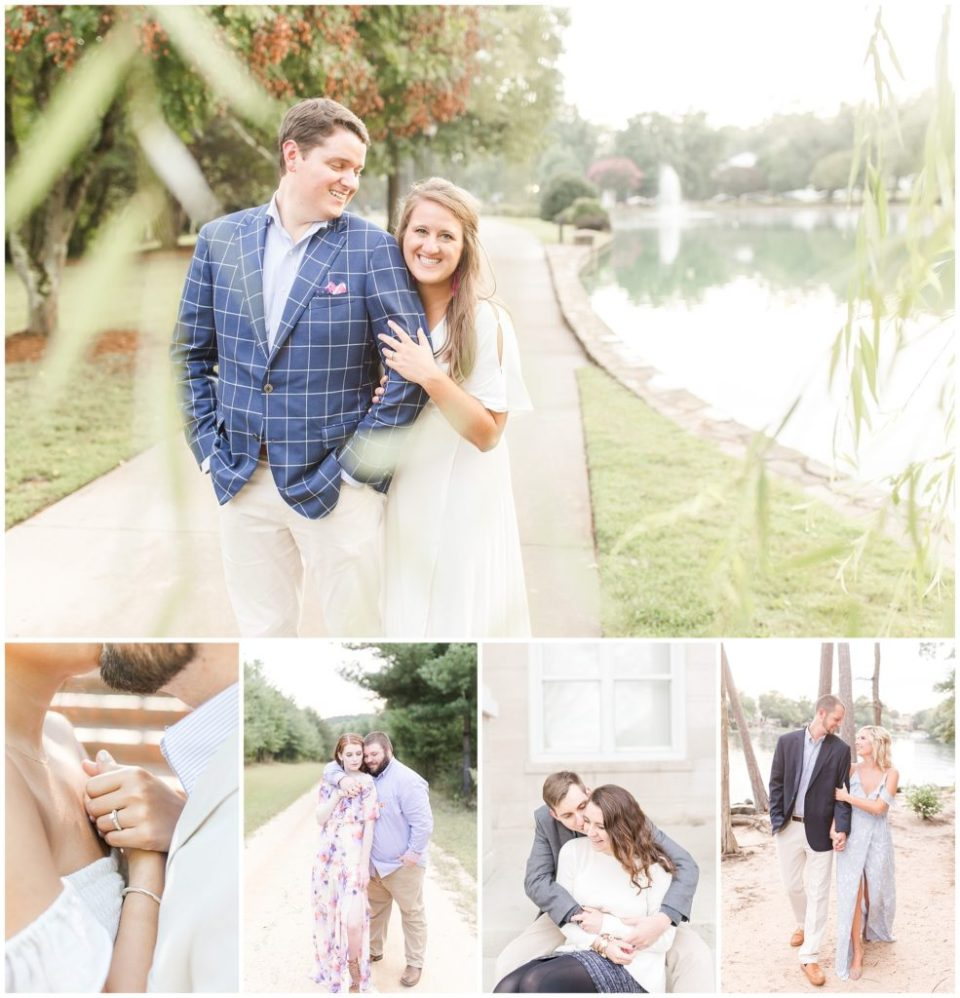 best of engagements with HYPimages based outside Charlotte nc