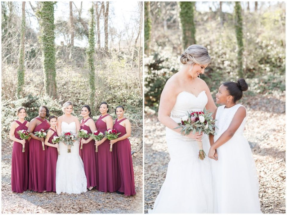 beautiful navy and burgundy wedding at the laboratory mill with hypimages