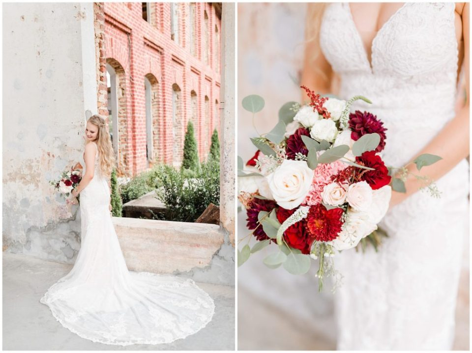 providence cotton mill wedding photography | Heather Yvonne | fall rustic wedding