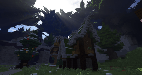 Elven House Hypixel Minecraft Server and Maps