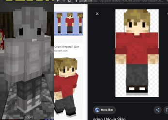 Is Pat the Guy who sells gravel Grian from hermitcraft Hypixel Minecraft Server and Maps