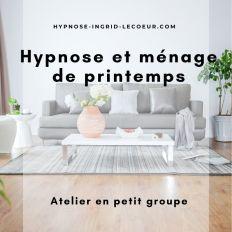 Ménage de printemps hypnose